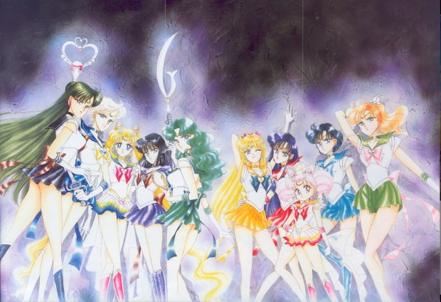 Foreign Friday: Sailor Moon-iversary