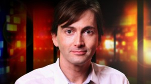 It never hurts to see David Tennant on TV!