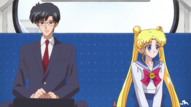 Sailor Moon Crystal Act 3: Thoughts