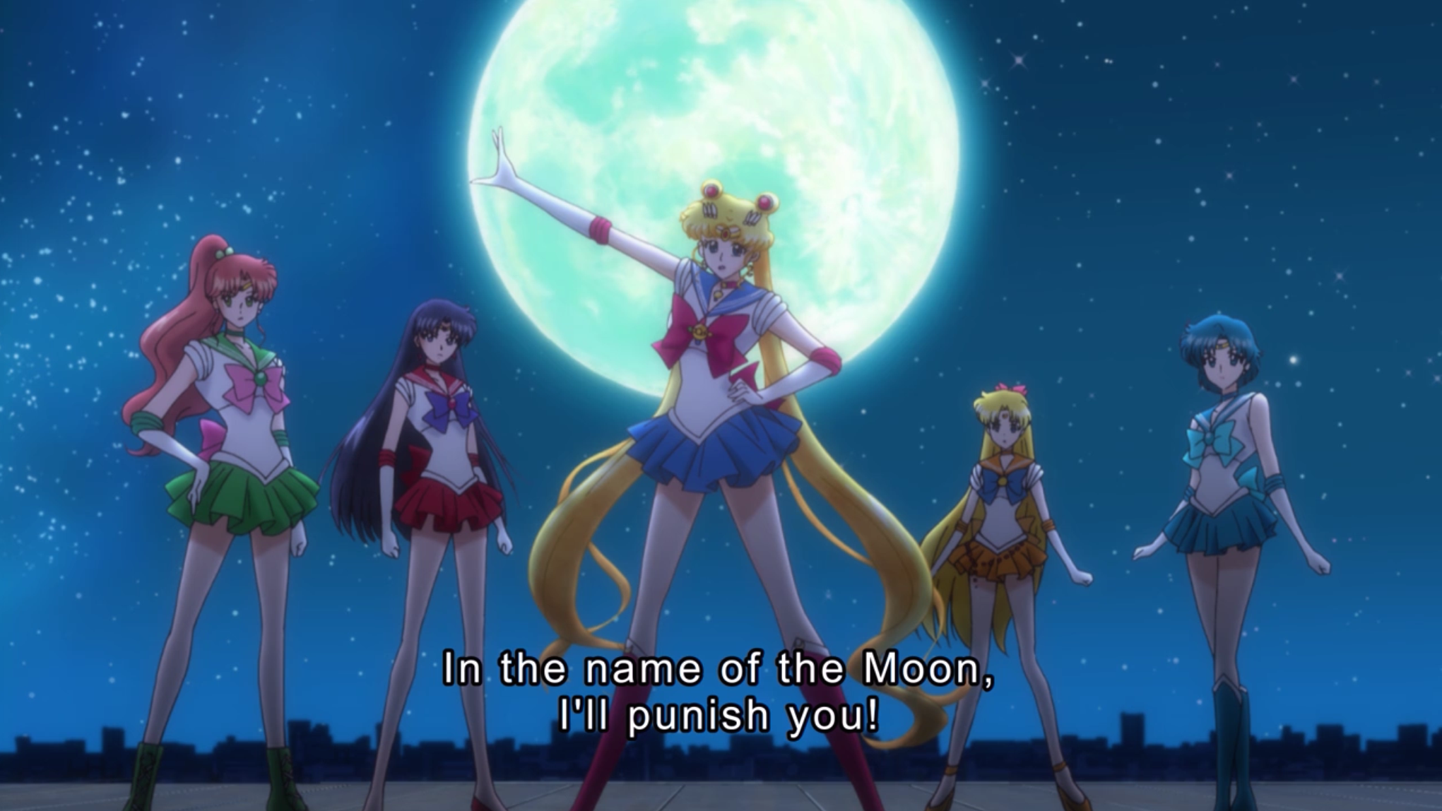 Sailor Moon Crystal Act 8: Thoughts | nikkisee