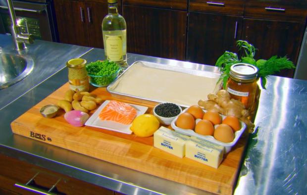 how to make salmon en croute gordon ramsay
